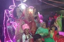 Patna Bride Leads 'Baraat' to Groom Waiting in Marriage Hall, Says 'It's Empowering'