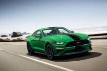 2019 Ford Mustang Launched with new 'Need for Green' Color
