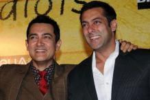 Aamir Khan Cheers For Salman Khan's Race 3