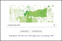 Google Celebrates India's First Woman Doctor Anandi Gopal Joshi With a Doodle