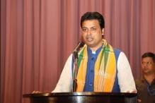 Check Septic Tanks, CPM Would Have Left Skeletons Behind: Tripura BJP Chief to CM Biplab Deb