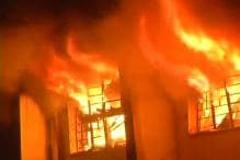 Fire in Three-Storey Building in Palghar; One Feared Killed