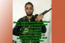 Son of Tehreek-e-Hurriyat Chairman 'Joins' Hizbul Mujahideen, Image With AK-47 Goes Viral