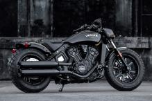 Indian Scout Bobber Jack Daniel's Edition Unveiled, Is High on Style, Literally – See Pics