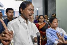 KCR-Mamata Meet: 'Fine Beginning', But Alliance With Congress Remains Contentious Issue