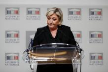 French Judge Steps up Le Pen Investigation Over Islamic State Tweets