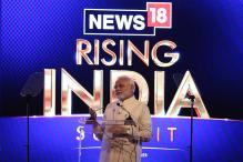 Pointers From PM Modi's Speech at News18 Rising India Summit