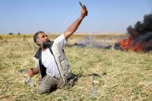Israeli Troops Wound 13 on Gaza Border, Day After Deadly Protest