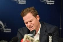 Tearful Steve Smith Takes 'Full Responsibility' for Ball Tampering Scandal