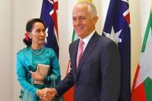 Australia PM Meets Myanmar Leader Aung San Suu Kyi, to Raise Human Rights Concerns