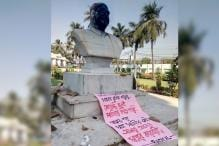 Syama Prasad Mookerjee's Bust Vandalised in Kolkata; 6 Detained