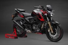 2018 TVS Apache RTR 200 4V Race Edition 2.0 Launched at Rs 95,185, Gets Slipper Clutch