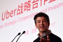 Former Uber CEO Travis Kalanick Returns With Fund Aimed at India and China