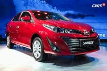 Toyota Yaris Sedan Live Launch: Price, Mileage, Variants and More