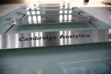 UK's Data Watchdog Raids Cambridge Analytica Offices Over Facebook Scandal