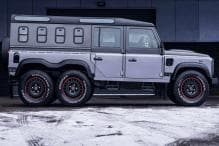 Kahn Design Launches Land Rover Defender 6x6 by Chelsea Truck Company for Rs 2.3 Crore [Video]
