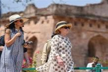 Hillary Clinton Advised Rest After She Sprains Hand During Rajasthan Visit