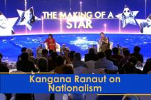Why are People Ashamed of Our Nation, asks Kangana Ranaut