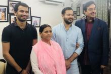 Shatrughan Sinha Says Lalu 'Victim of Conspiracy of Circumstances', Meets Yadav Family