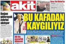 Turkey Daily Portrays Merkel as Hitler, Decries 'Nazi Mentality'