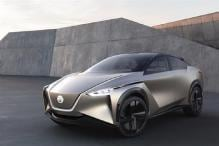 Geneva Motor Show 2018: Nissan IMx KURO Electric Crossover Concept Makes European Debut