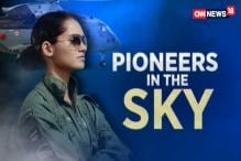Meet The Pioneers In The Sky With Shreya Dhoundial