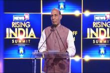 No One Can Take Kashmir From India, Says Home Minister Rajnath Singh