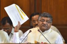 Hitler Had Goebbels for Propaganda, PM Modi Has Ravi Shankar Prasad: Congress