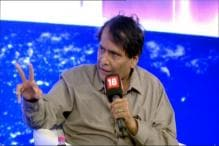 New Industrial Policy to Increase Share of Manufacturing in GDP, Says Suresh Prabhu