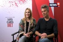 Drew Barrymore And Timothy Olyphant Interview