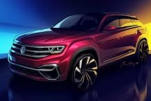 Volkswagen Atlas Five-Seater SUV Concept to be Unveiled at New York International Auto Show