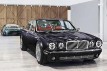 Iron Maiden Drummer Nicko McBrain Gets Special Jaguar Series III XJ 'Greatest Hits'