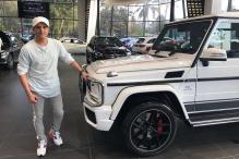 Jimmy Sheirgill's New Mercedes-AMG SUV Worth Rs 2.18 Crore - See Pics