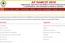 AP EAMCET 2018: Admit Cards to be Out Today at sche.ap.gov.in/eamcet