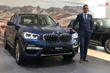 All-New 2018 BMW X3 Launched in India for Rs 49.99 Lakh