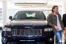 Bollywood Star Farhan Akhtar Buys Himself Jeep Grand Cherokee
