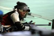 CWG 2018: Experienced Tejaswini Sawant Clinches Silver in 50m Prone Event