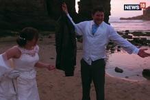 Watch: Pre-Wedding Shoot Gone Wrong