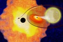 There's a Black Hole Party at the Centre of Our Galaxy