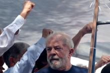 Brazil Supreme Court Justice Asked to Issue Injunction to Free Lula