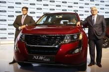 2018 Mahindra XUV500 Facelift Launched in India for Rs 12.32 Lakh