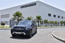 Mercedes-Benz India Launches GLS Grand Edition at Rs 86.90 Lakh