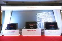 Thomson Smart TVs Sold Out Within 2 Minutes of Second Flipkart Flash Sale