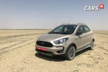 Ford Freestyle Live Launch: Price, Mileage, Variants and More