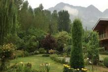My House in Kashmir's Zabarwan Mountains