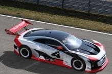 Audi e-tron Vision Gran Turismo to be Deployed as Race Taxi at Formula E Rome ePrix on April 14