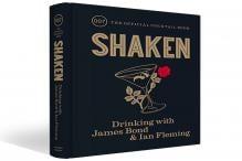 Official James Bond Cocktail Recipe Book 'Shaken' Out In September