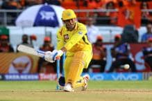IPL 2018: Can Dhoni Continue His Impressive Showing in Playoffs?