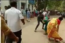 TMC, BJP Workers Clash in WB During Nomination Filing for Panchayat Polls, 6 Cops Injured