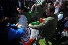 India Demands Legal Action Against Flag Desecration During Anti-Modi Protests in UK
